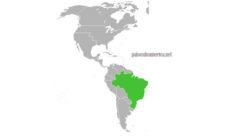 Países de América que hablan portugués