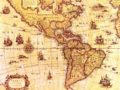 Mapa de América antiguo